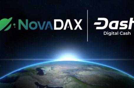 NovaDAX Exchange Integrates Dash To Its Platform